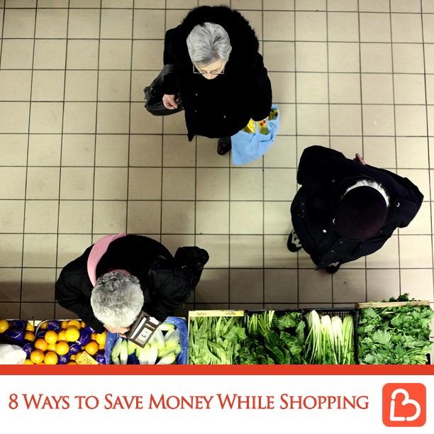 8 Easy Ways to Save Money While Shopping