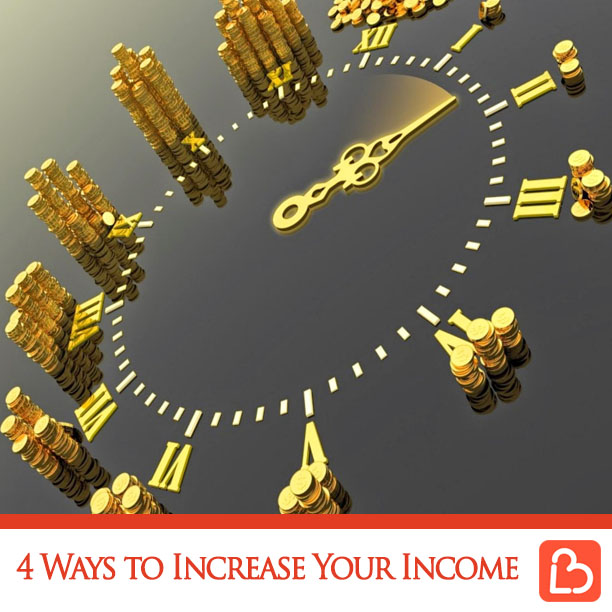 4 Practical Ways to Increase Your Income