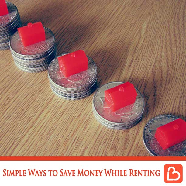 Simple Ways to Save Money While Renting